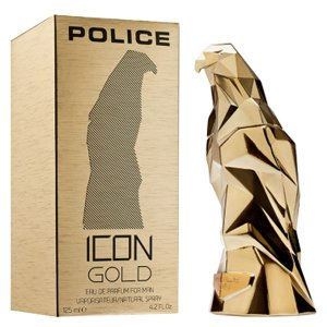 ポリス POLICE ポリス アイコン ゴールド フォーメン EDP SP 125ml POLICE ICON GOLD 【香水フレグランス】【父の日 ギフト】|parfumearth
