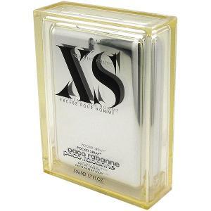 パコ ラバンヌ PACO RABANNE エクセス プールオム EDT SP 50ml (アクリルケースタイプ)XS EXCESS POUR HOMME 【香水フレグランス】|parfumearth