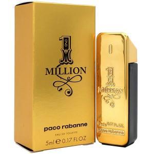 パコ ラバンヌ Paco Rabanne ワン ミリオン EDT BT 5ml 1 Million Eau de Toilette 【香水フレグランス】|parfumearth