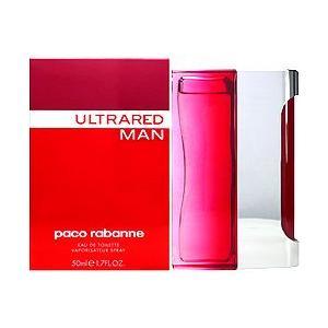 《アウトレット》パコ・ラバンヌ ウルトラレッド メン EDT SP 50ml 【香水フレグランス】|parfumearth