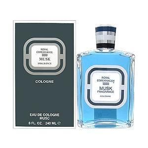 ロイヤルコペンハーゲン ロイヤルコペンハーゲン ムスク EDC BT 240ml 【香水フレグランス 母の日 ギフト】|parfumearth