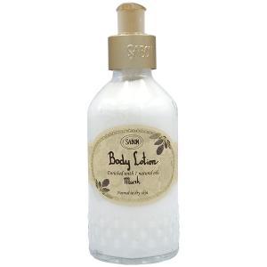 サボン SABON ボディローション ムスク ボトルタイプ (ポンプ付き) 200ml 【香水 フレ...