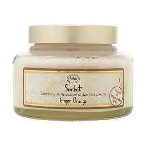 サボン SABON シャーベット ボディジェル ジンジャーオレンジ 200ml 【香水フレグランス】|parfumearth