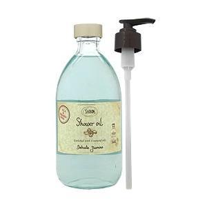 サボン SABON シャワーオイル デリケートジャスミン 500ml 【香水フレグランス】|parfumearth