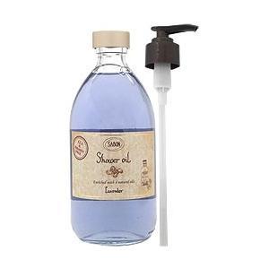 《アウトレット》サボン サボン シャワーオイル ラベンダー500ml 【香水フレグランス】|parfumearth