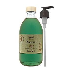 サボン SABON  シャワーオイル レモンバジル 500ml 【香水フレグランス】|parfumearth