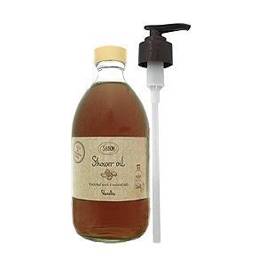 サボン SABON シャワーオイル バニラ 500ml 【香水フレグランス】|parfumearth