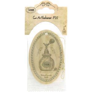 サボン カー エア フレッシュナー パチュリ ラベンダー バニラ 【香水フレグランス】|parfumearth