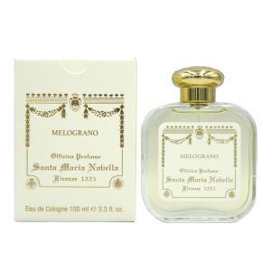 サンタマリアノヴェッラ ザクロ オーデコロン EDC BT 100ml (2243) Santa Maria Novella MELOGRANO 送料無料 【香水フレグランス】|parfumearth