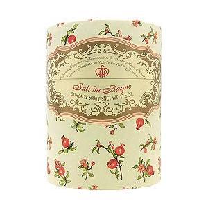 サンタマリアノヴェッラ ザクロ バスソルト 500g Santa Maria Novella 【香水フレグランス】|parfumearth