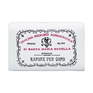 サンタマリアノヴェッラ Santa Maria Novella メンズソープ パチューリ 130g|parfumearth