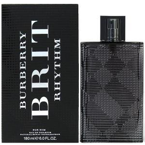 バーバリー BURBERRY ブリット リズム フォーメン EDT SP 180ml BRIT RHYTHM FOR HIM 【香水フレグランス 母の日 ギフト】 parfumearth