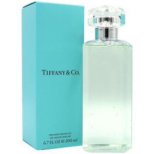 ティファニー TIFFANY & CO シャワージェル 200ml SHOWER GEL|parfumearth