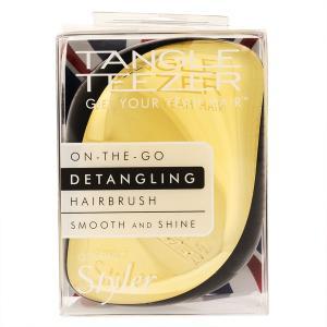 タングルティーザー TANGLE TEEZER コンパクトスタイラー ゴールドラッシュ Compact Styler Hair Brush Gold Rush ヘアブラシ 【香水フレグランス】 parfumearth
