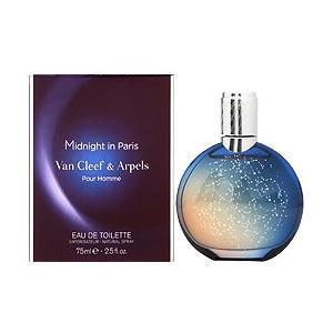 ヴァンクリーフ&アーペル ミッドナイト イン パリ オム EDT SP 75ml 【香水フレグランス】|parfumearth