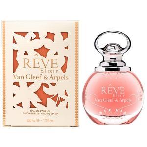 ヴァンクリーフ&アーペル VAN CLEEF ARPELS レーヴ エリクシール EDP SP 50ml REVE ELIXIR 【香水フレグランス】|parfumearth