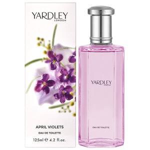 ヤードレー Yardley エイプリル ヴァイオレット EDT SP 125ml April Violets 【香水フレグランス】|parfumearth