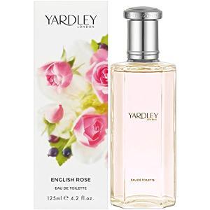 ヤードレー Yardley イングリッシュローズ EDT SP 125ml English Rose 【香水フレグランス】|parfumearth