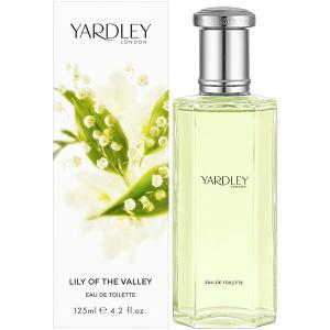 ヤードレー Yardley リリーオブザバレー EDT SP 125ml Lily Of The Valley 【香水フレグランス】|parfumearth