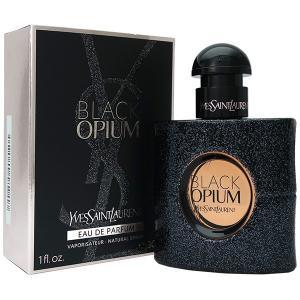 イヴサンローラン YVES SAINT LAURENT ブラック オピウム EDP SP 30ml 送料無料 Yves Saint Laurent Black Opium Eau De Parfum 【香水フレグランス 新生活】|parfumearth