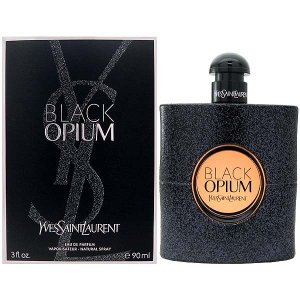 イヴ サンローラン ブラック オピウム EDP SP 90ml【オードパルファム】Yves Saint Laurent Black Opium Eau De Parfum 【香水フレグランス 新生活】|parfumearth