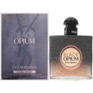 イヴ サンローラン Yves Saint Laurent ブラック オピウム フローラルショック EDP SP 50ml Black Opium Floral Shock 送料無料 【香水フレグランス】|parfumearth