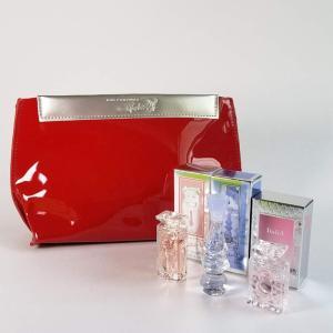 サルバドール・ダリ ミニボトル3個&ポーチセット ラ・ベル7ml ダリライト5ml ダリア4.5ml |ギフト プレゼント|parfums-salvadordali