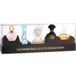 <在庫処分品> サルバドール・ダリ レジェンドコレクション ジ・オリジン 香水 フレグランス ミニボトル セット セロファン包装にキズあり 未使用未開封 母の日|parfums-salvadordali