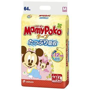 マミーポコ テープタイプ Mサイズ 64枚