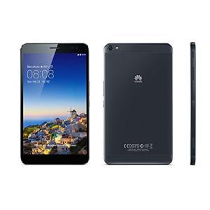 Huawei SIMフリーLTE対応 7インチ Android タブレット Mediapad X1 7.0 7D-504L ブラック