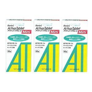 オフテクス バイオクレンアクティバタブレットミニ 10錠 3箱セット