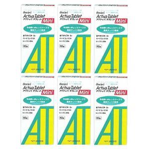 オフテクス バイオクレンアクティバタブレットミニ 10錠 6箱セット