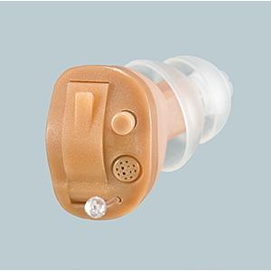 デジタル補聴器 耳穴タイプ 左耳用 OHS-D21 オンキョー 目立たない 小型 ONKYO ハウリ...