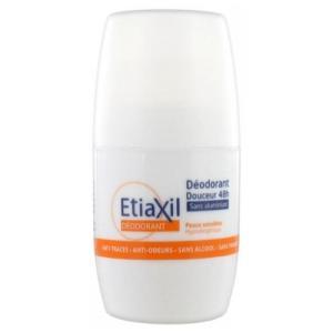 敏感肌用<br>アルミニウム塩フリー、アルコールフリー、パラベンフリーの肌にやさしい消臭...