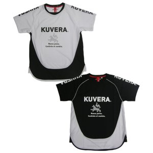 クベラ KUVERA セール (915013) 月狼プラクティスシャツ フットサルウェア|partido