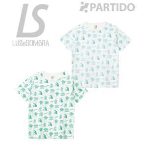 ルースイソンブラ セール LUZ e SOMBRA (C1612029) パライーゾTシャツ フットサルウェア|partido