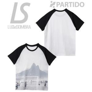 ルースイソンブラ セール LUZ e SOMBRA (C1622024) イパネマビーチTシャツ フットサルウェア partido