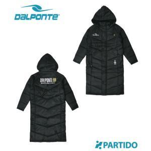 ダウポンチ DALPONTE (DPZ61) ベンチコート フットサルウェア|partido
