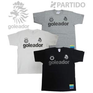 ゴレアドール goleador (G-1308) Rei Do Campo Tシャツ フットサルウェア|partido
