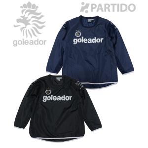 ゴレアドール goleador (G-1873)  ジャージ切替中綿ピステトップ フットサルウェア|partido
