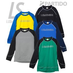 ルースイソンブラ セール LUZ e SOMBRA (S1611402) ウォームキャッチシャツ フットサルウェア partido