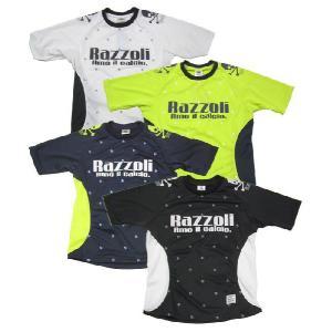ラッツォーリ Razzoli (RZZ0080) セール スカルドットプラクティスシャツ フットサルウェア|partido