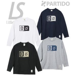 ルースイソンブラ セール LUZ e SOMBRA (S1632110) EL CLASICO プレートロゴロングTシャツ フットサルウェア|partido
