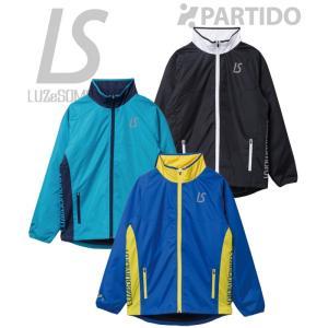 ルースイソンブラ セール LUZ e SOMBRA (S1641301) プラクティスライト中綿ジャケット フットサルウェア|partido