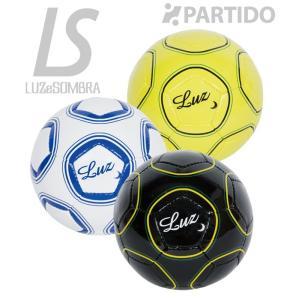 ルースイソンブラ セール LUZ e SOMBRA (S1711804) ピースオールドフットサルボール 4号|partido
