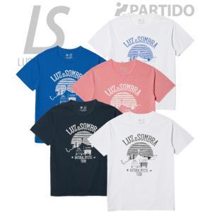 ルースイソンブラ セール LUZ e SOMBRA (S1712006) CARNIVAL TOUR Tシャツ フットサルウェア|partido