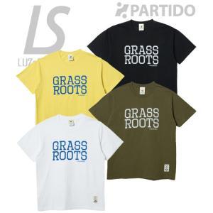 ルースイソンブラ セール LUZ e SOMBRA (S1712009) GRASS ROOTS Tシャツ フットサルウェア|partido