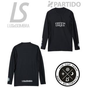 ルースイソンブラ セール LUZ e SOMBRA (T1735500) LTTリフレクションインナーシャツ フットサルウェア partido