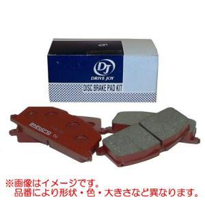 TACTI(タクティ)/DJブレーキパッドV9118-A102/ハイエース/ハイエース バン/ハイエース ワゴン/他200系全車/フロント用|parts-conveni