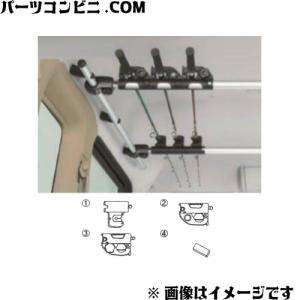 SUZUKI(スズキ)/純正 ロッドホルダー 99000-990J5-T43 /ソリオ/ハスラー/エブリイワゴン|parts-conveni